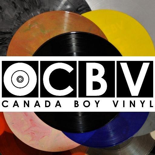 Canada boy vinyl